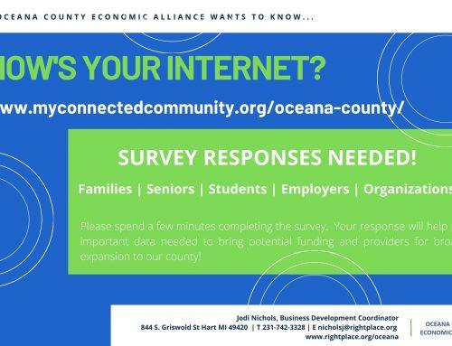Oceana County Broadband Survey