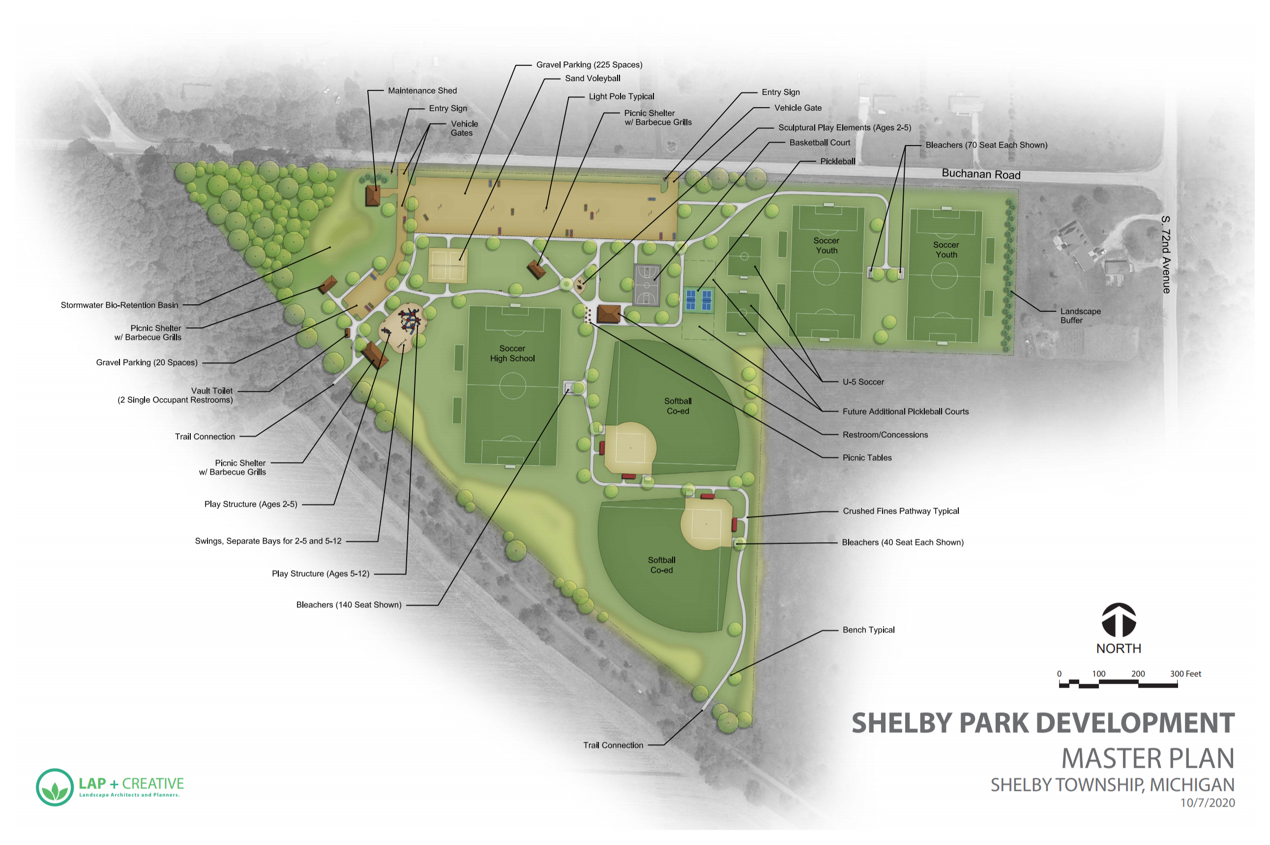 New Community Park Proposed in Shelby Township